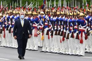 Bolsonaro recibe a Iván Duque en Brasilia con honores de Estado (Imágenes)