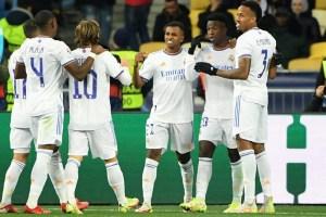 Real Madrid aclaró su futuro en Champions tras aplastar al Shakhtar Donetsk