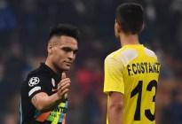 Inter de Milán devolvió a la realidad al Sheriff Tiraspol