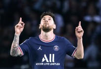 Doblete de Messi selló la remontada del PSG ante Leipzig en Champions