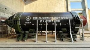 """China prueba con éxito el cohete propulsor """"más potente y con mayor empuje"""" hasta ahora construido"""