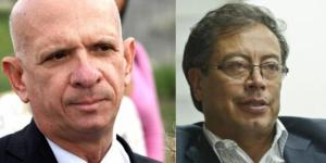 """""""Ni conozco a Saab ni a Carvajal"""": Petro negó financiación del régimen de Maduro"""