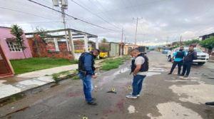 """Murió """"El Alex"""" en presunto enfrentamiento cuando cometía robo en Parque Valencia"""