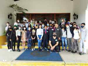 Jóvenes merideños se reunieron en el Congreso Anual Vente Joven Mérida 2021