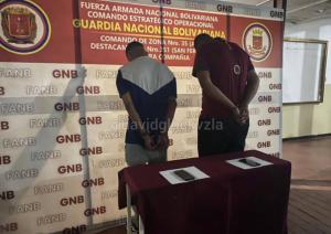 """Atraparon a dos miembros del """"Tren de Aragua"""", señalados por muerte de un sargento"""