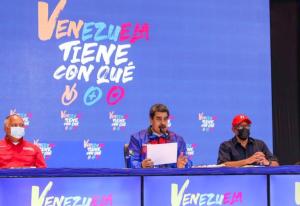 """Señalaron al CNE por permitir la evidente """"precampaña"""" del régimen chavista"""