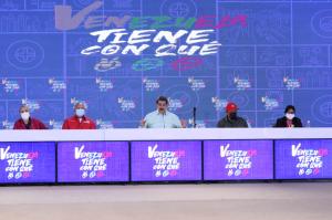 Maduro se burló otra vez del CNE con su precampaña en VTV