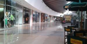 Centros comerciales en Margarita, a un paso de la quiebra