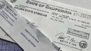 ¿No te ha llegado el segundo cheque de estímulo de California? Te explicamos lo que debes hacer