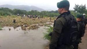 """Trochero fue herido """"sin justificación"""" mientras cruzaba La Marranera"""